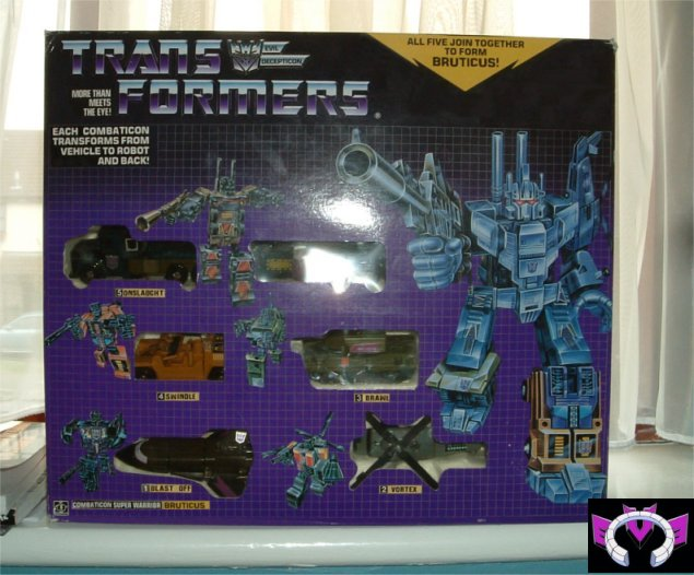 G1 Hasbro Bruticus giftset – does it exist?