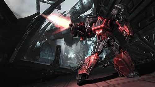 Transformers War For Cybertron Ironhide screenshot