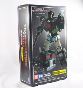 Takara Black Masterpiece Convoy MP-1B Optimus Prime