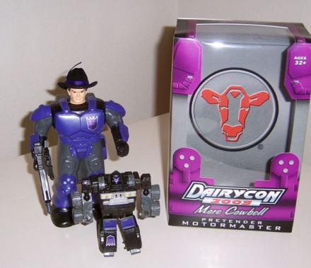 Dairycon 2009 Pretender Motormaster for auction – Starting bid $350