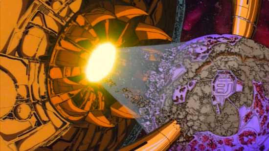 Unicron eating Lithos