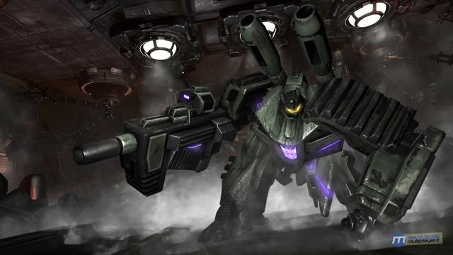 Transformers War for Cybertron Onslaught?
