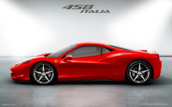 Transformers 3 Ferrari 458 - Hot Rod / Rodimus ?