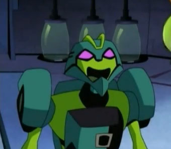 Transformers Animated Wasp