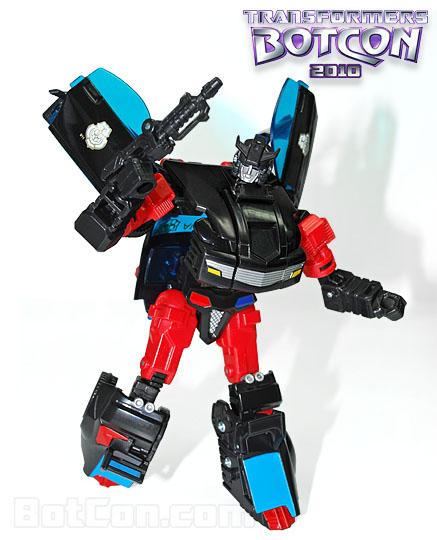 Transformers Botcon 2010 Generation 2 Streetwise