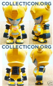 G1 Chibli Bumblebee resin prototype