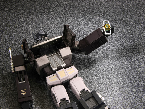 Transformers 2010 Sleep mode Convoy