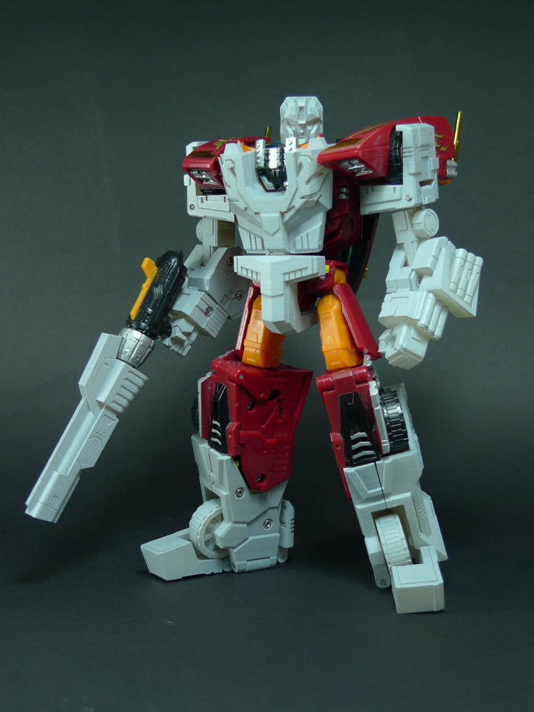 Fansproject Protector or Rodimus Prime prototype