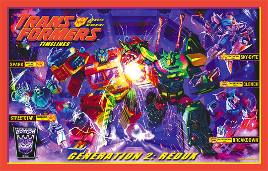 Botcon 2010 front of box art