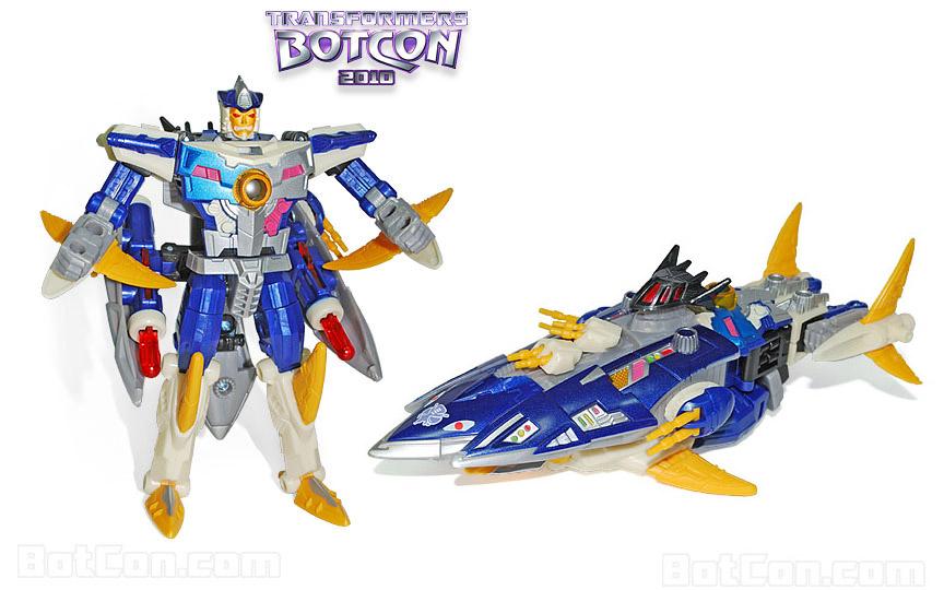 Botcon 2010 Skybyte Decepticon