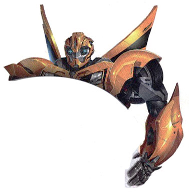 Transformers Prime Bumblebee