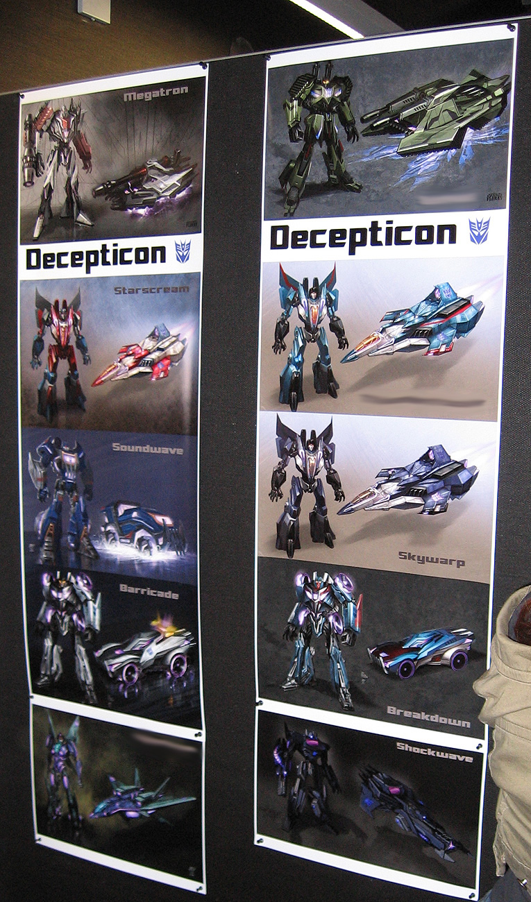 War For Cybertron Decepticons
