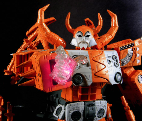 Transformers 2010 Supreme Unicron