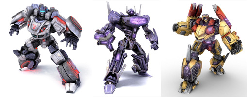 Transformers War For Cybertron potential expanded toyline figures