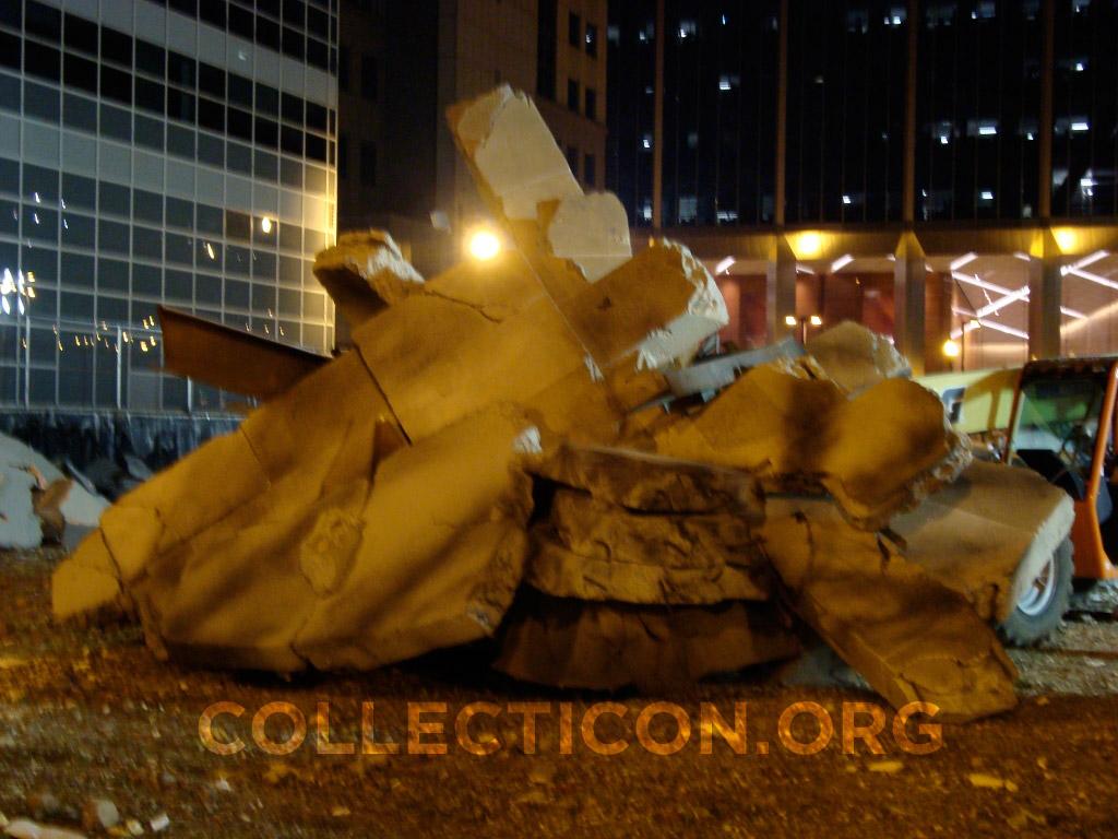 Transformers 3 props