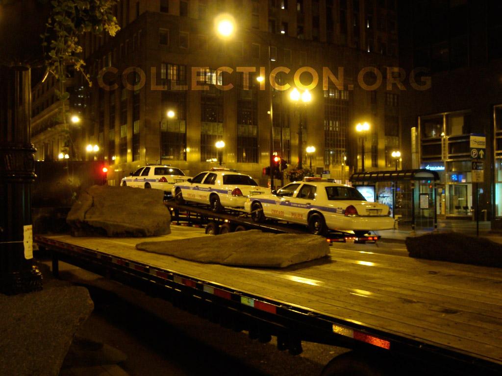 Transformers 3 cop cars