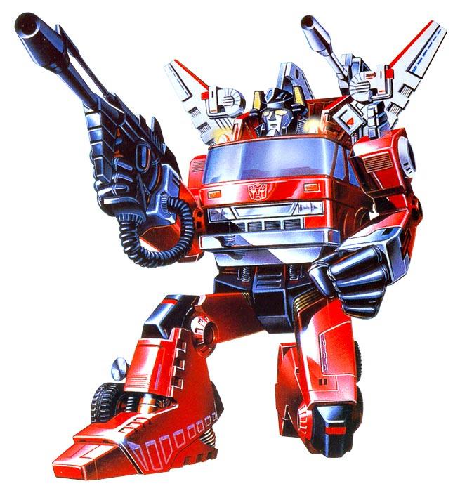 Transformers Generation 1 Inferno boxart