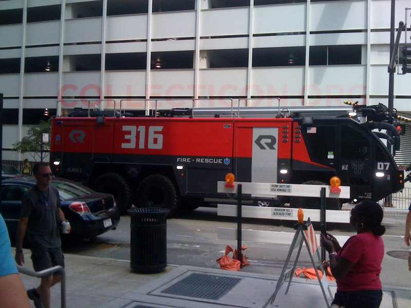 Transformers 3 Autobot armored car in Chicago