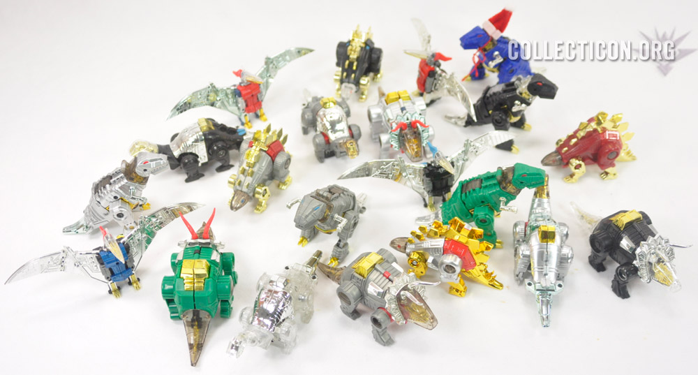 WST Comic Book Version Dinobots