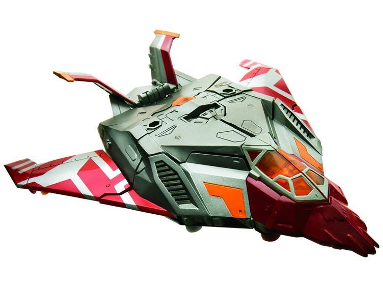 Transformers Voyager Strafe in jet mode
