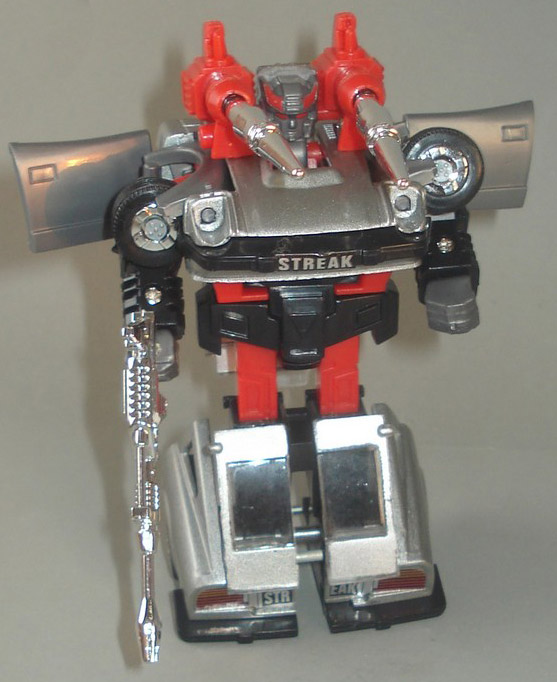 G1 Silverstreak knock-off