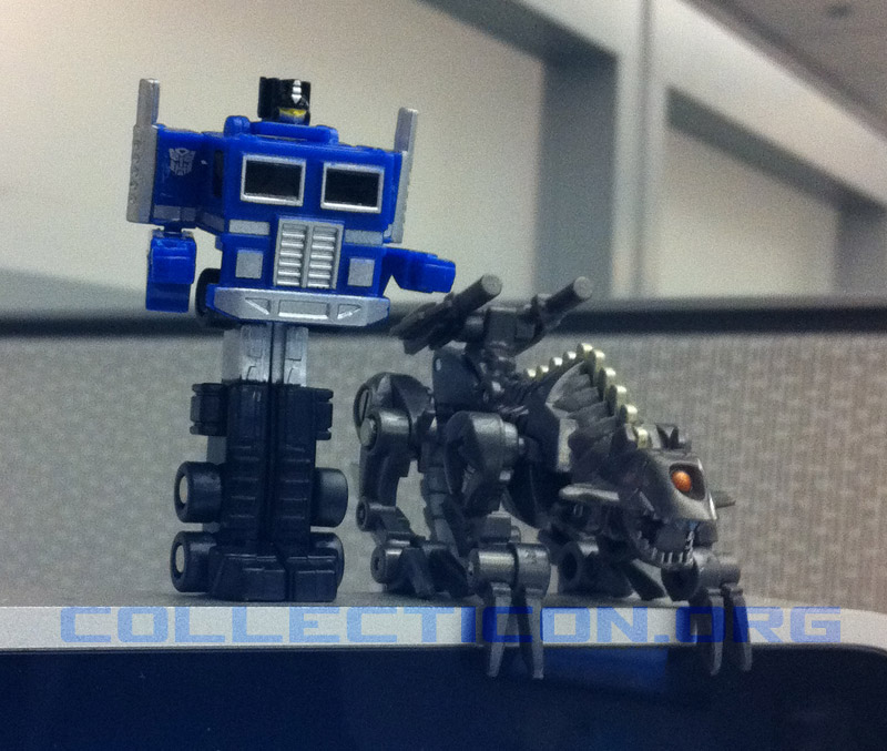 Collecticon.org � WST Ehobby Shining Ultra Magnus and Diaclone ...