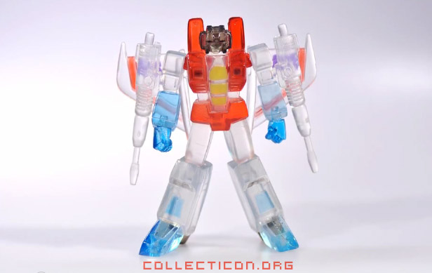 SCF Ghost Starscream chase PVC