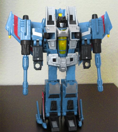 Transformers Generations Classics Thundercracker