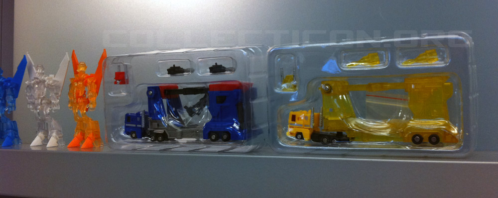 WST power convoy and shining ultra magnus