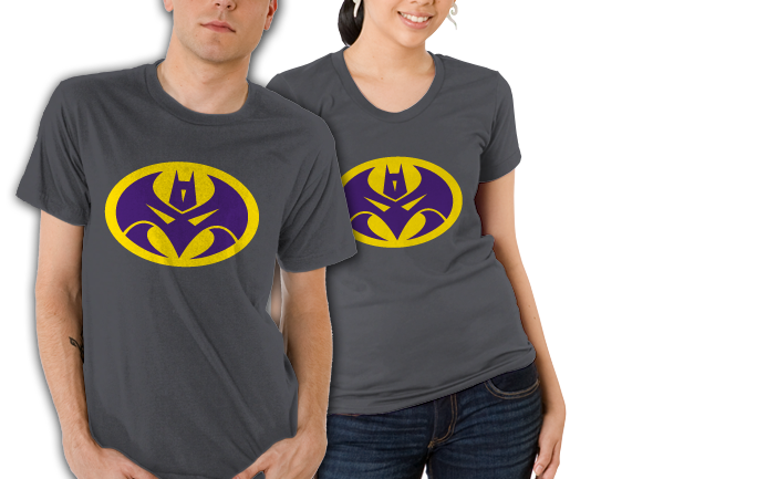 Cool Transformers-inspired tee shirt available today at RIPT