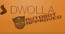 Dwolla.com: Autobot Approved