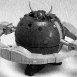 Generation 1 Unicron prototype