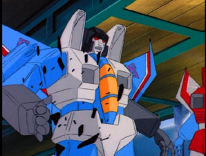 Generation 1 Thundercracker cartoon