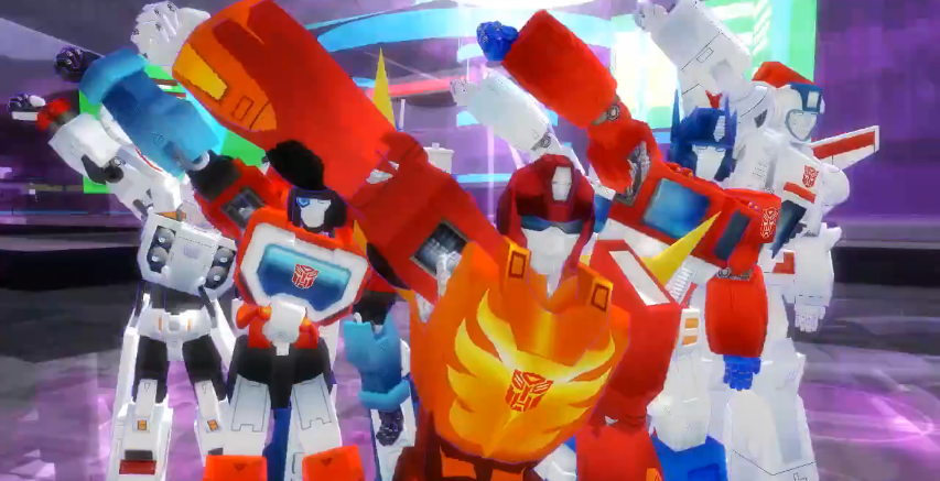 "Infestation Nation – The Autobots dance Michael Jackson's ""Thriller"""