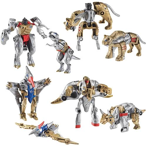G1 Dinobot minicons – Hasbro finally gets the hint!