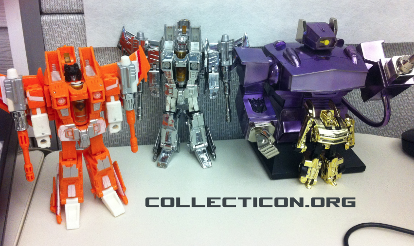 KO orange sunstorm and silver chrome classics seekers