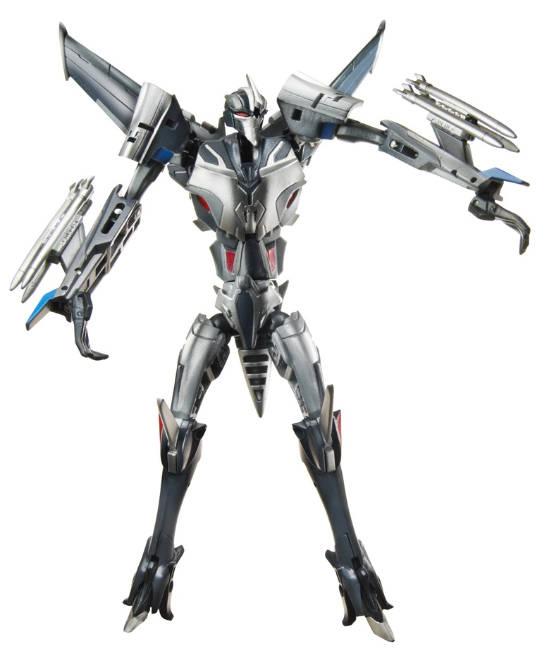 Transformers Prime Starscream action figure