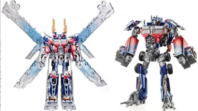 Ultimate Optimus Prime my ass!