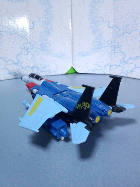 Action Master Starscream classics jet