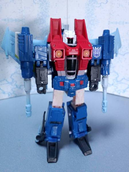 Classics Action master Starscream custom