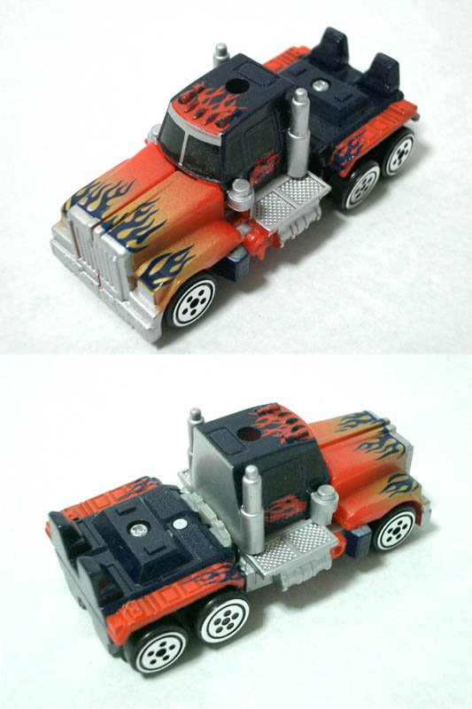 Spychanger Movie Optimus Prime as G2