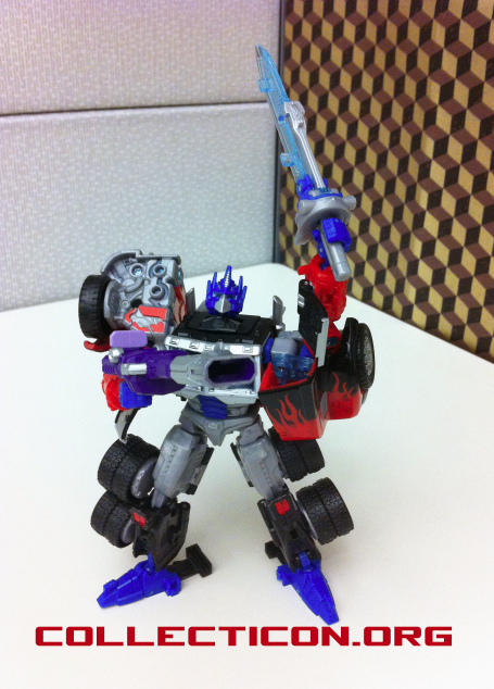G2 United Optimus Prime