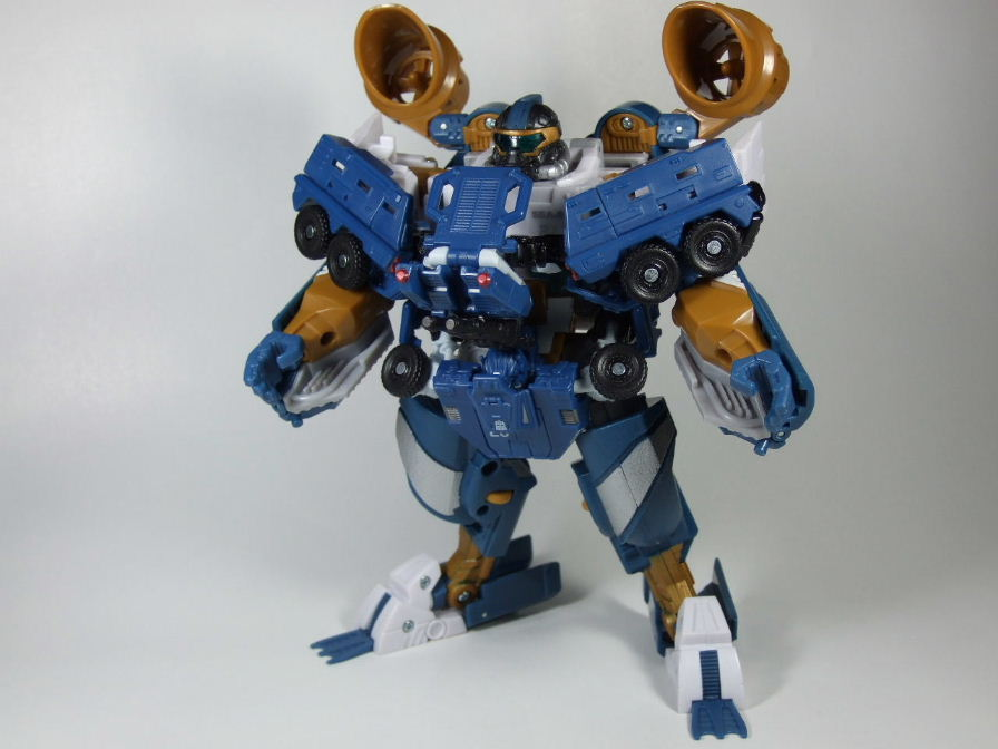 Seaspray combiner