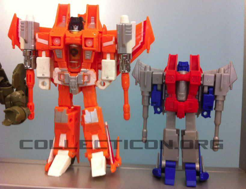 Kabaya Classics Starscream robot mode