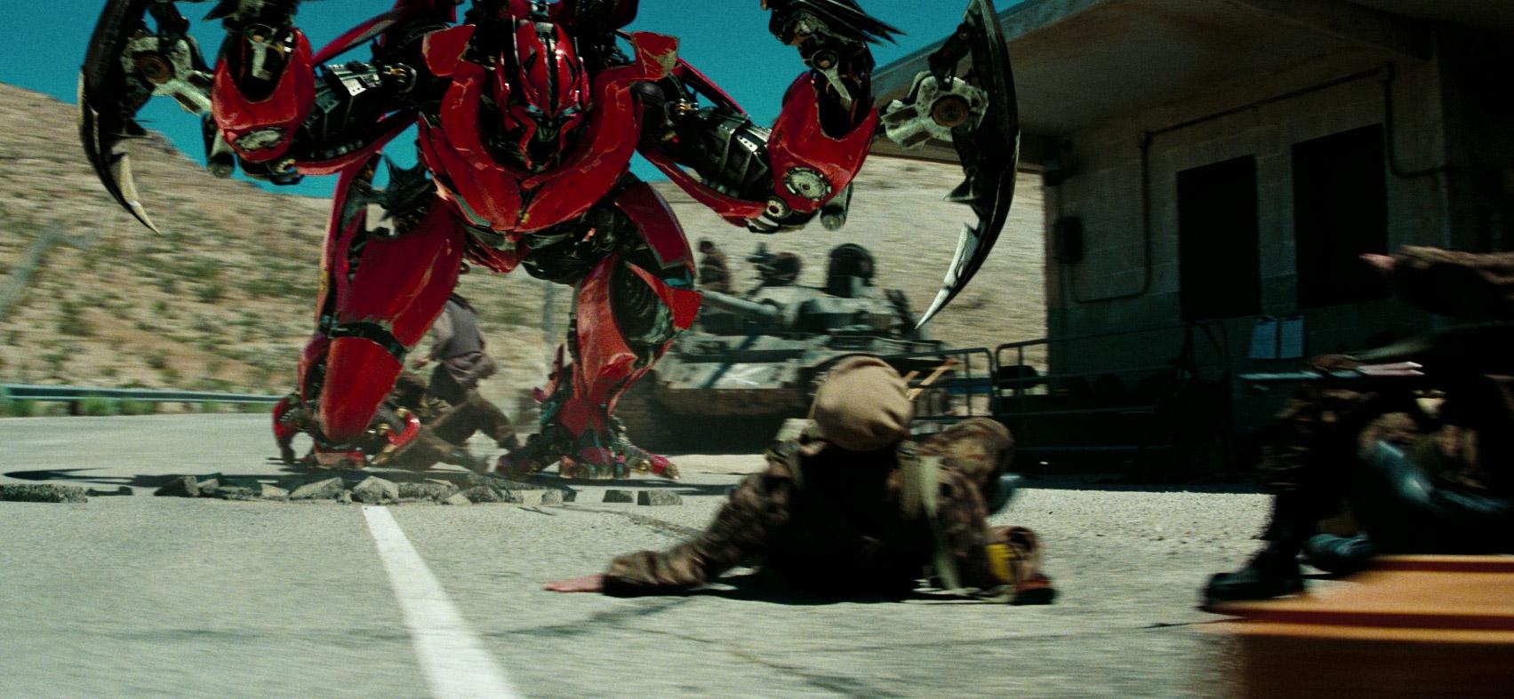 Transformers DOTM Mirage robot