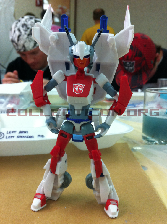 Botcon 2011 Animated Minerva finished