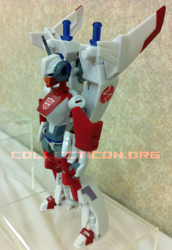 Botcon 2011 Animated Minerva sample