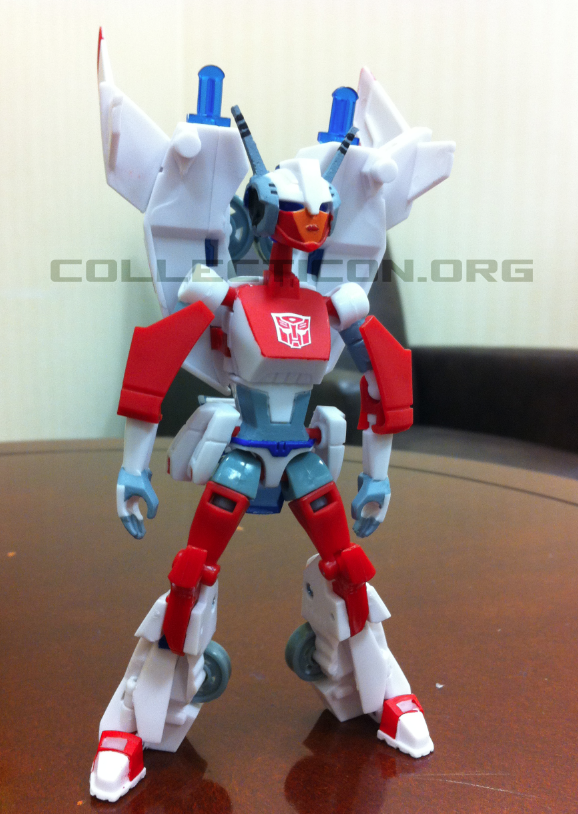 Botcon 2011 Animated Minerva complete
