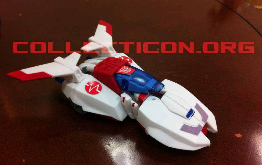 Botcon 2011 Animated Minerva alt-mode