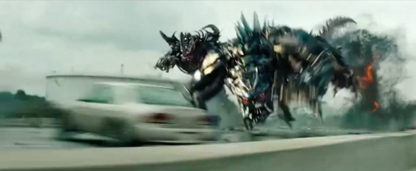 Transformers 3 footage from accident site